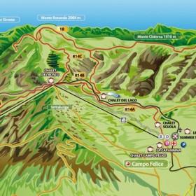 B&B L'Aquila del Parco - Campo Felice, escursioni e bike park