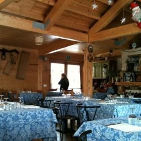 B&B L'Aquila del Parco - L'Aquila, ristorante la Botte