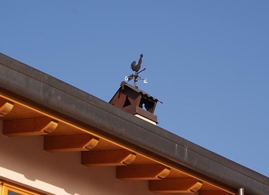 B&B L'Aquila del Parco - Il tetto