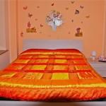 B&B L'Aquila del Parco - La camera arancione