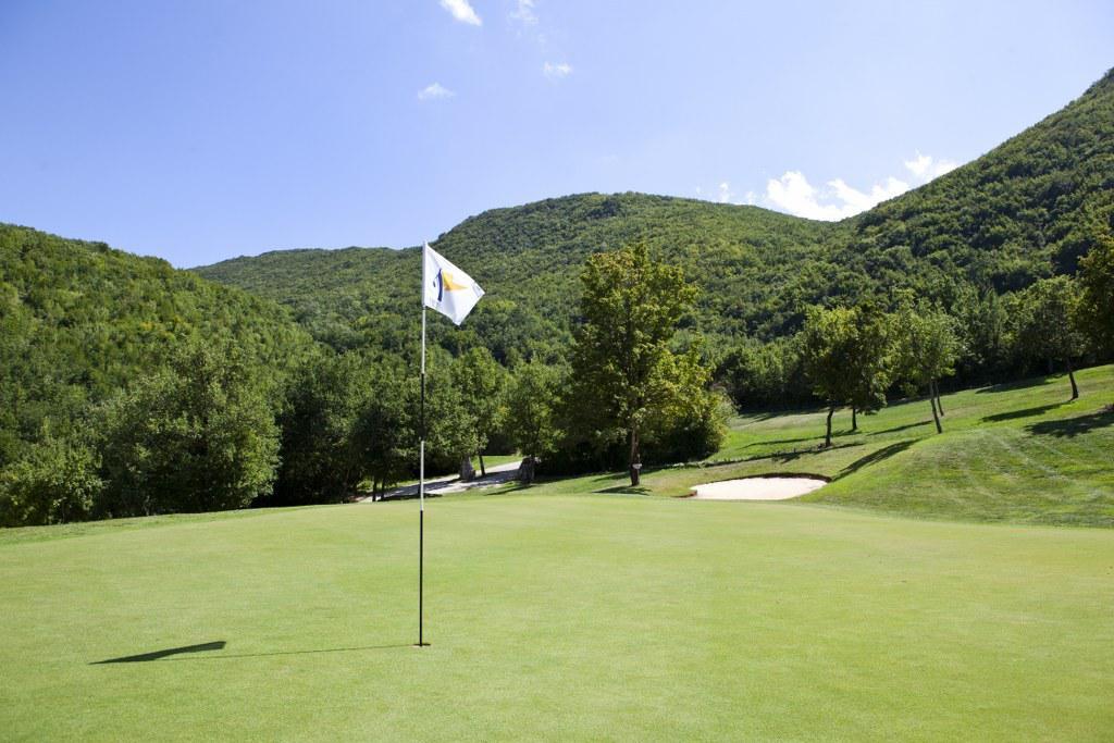 B&B L'Aquila del Parco - Il vicino golf club di Santi