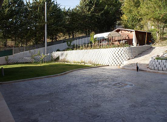 B&B L'Aquila del Parco - Il giardino