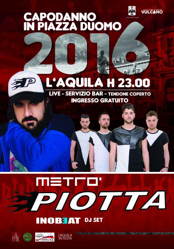 capodanno 2016 L'Aquila